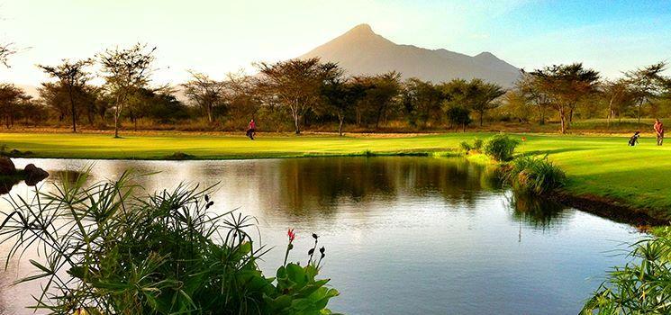 tanzania africa golf course