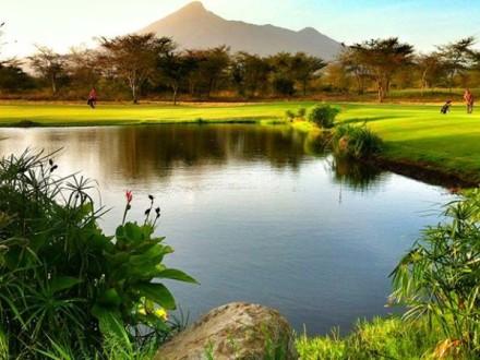 tanzania golf safari