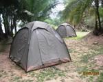 rubondo island camping