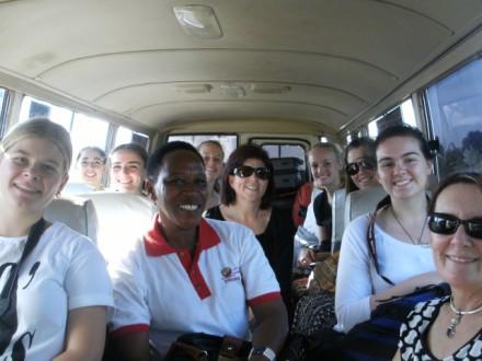 city tourist tour tanzania