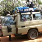 kiroyera tours picks up clients for Rubondo Island
