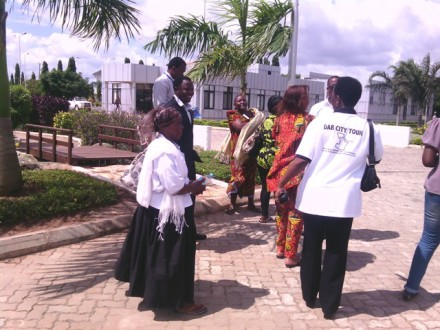 dar city tour womens tour