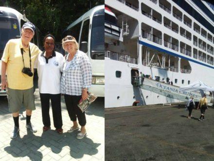 CRUISE SHIP OCEANIA NAUTICA Tour